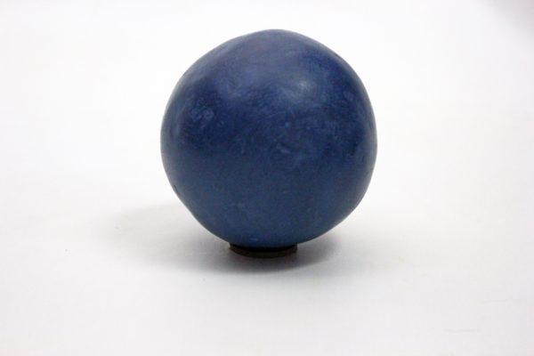 Boule-argile-teinte-Bleue-2